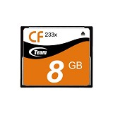 TEAM Compact Flash 8GB [233x]